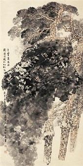 岁寒松柏 by xu yisheng