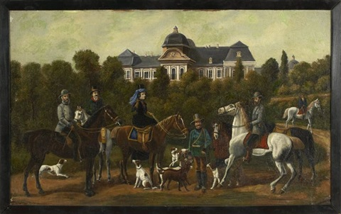 the hunting party by anglo american school 19