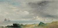 holy island by david octavius hill