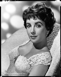 elizabeth taylor camera negative (from rhapsody) by virgil apger