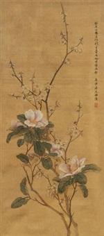 春在枝头 by jiang tingxi