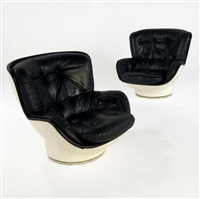 pair of armchairs by airborne
