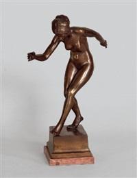 weiblicher akt by heinz müller