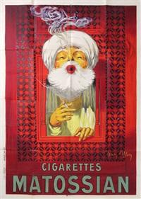 cigarettes matossian by jean d' ylen