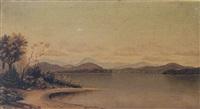 inlet landscape by william moore davis