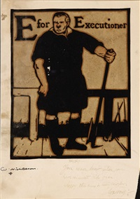 e is for executioner by william nicholson