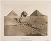 egypt (collab. w/l.c. mueller; portfolio w/25 works, folio) by r.m. junghaendel
