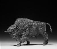 bison by josef lipensky