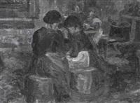 au repas by valentine metein-gilliard