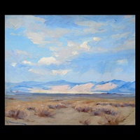 desert fleeting moment by jean mannheim