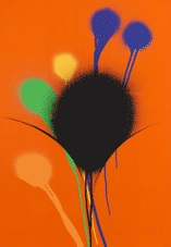 komposition by otto piene