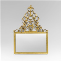 spiegelrahmen by dagobert peche