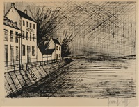 hotel am kanal by bernard buffet