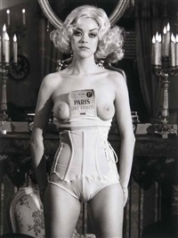 rose est paris by bettina rheims