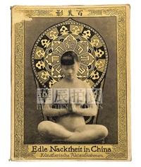 nudity in china (bk w/32 works) by heinz von perckhammer