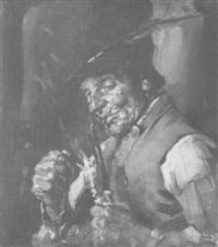 pfeiferauchender bauer by p. roeseler