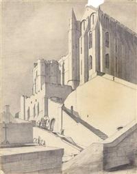 mont saint michel iii by peter foerster