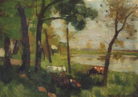 pastoral by william yorke macgregor