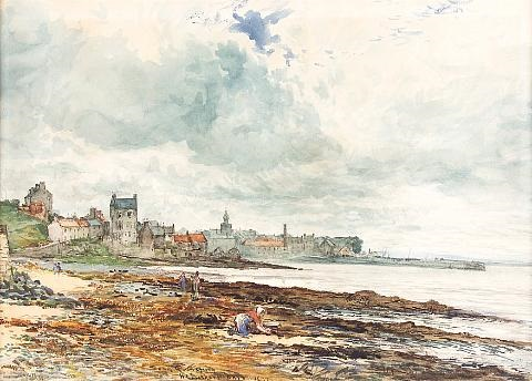 south queensferry by william ewart lockhart