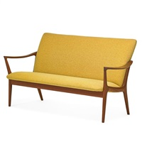 bambi settee by adolf relling and rolf rastad