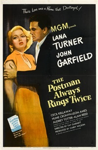 the postman always rings twice by metro-goldwin-mayer studios