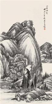 山居深秀 by ren yu