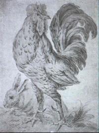 hahn und hase by julius quinkhardt