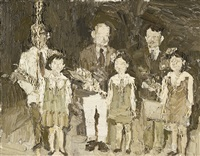 three foreigners and three china girls by qiu xiaofei