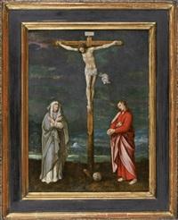 kreuzigung christi by adriaen isenbrant