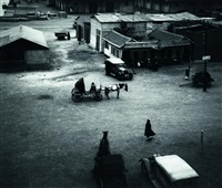alexandria, port by ellen auerbach