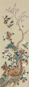 五伦图 by jiang tingxi