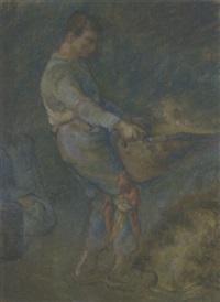 le vanneur by philippe smit