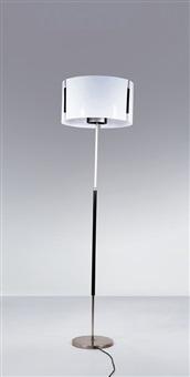 una lampada da terra ad altezza regolabile 397 by giuseppe ostuni and renato forti