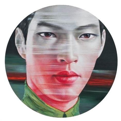 portrait by ling jian
