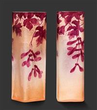 paar vasen by legras (co.)