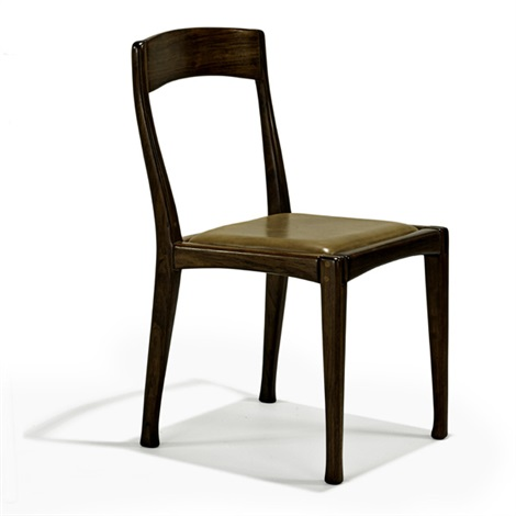straight back chair by arthur espenet carpenter