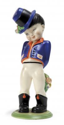 100% authentic a53bb 882c8 Statuina by Ceramiche Lenci on artnet