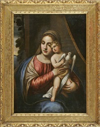 madonna mit kind by paolo veronese