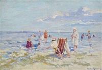 am strand by albert rigaux