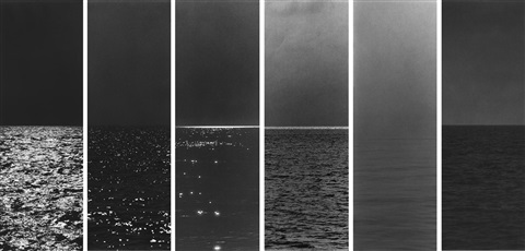 ägäisches meer in 6 parts by klaus herzog