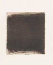 katalog figurative übermalungen (catalog w/11 work, incl. 1 etching) by arnulf rainer