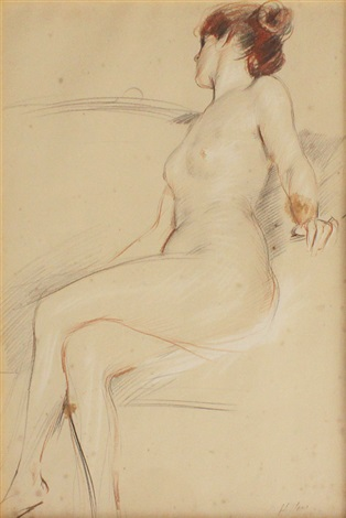 nude by paul césar helleu