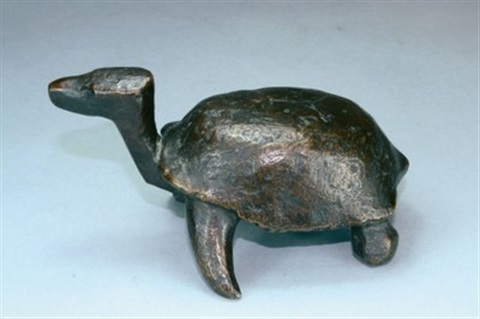 guanako schildkröte 1971 smaller 2 works by rudolf christian baisch