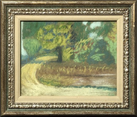 southern landscapes irgr set of 3 by charles woodward hutson