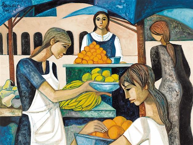 il mercatino della frutta by lucio ranucci