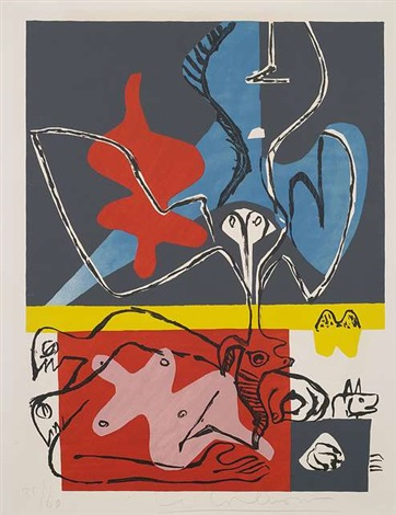 le poeme de langle droit set of 19 by le corbusier