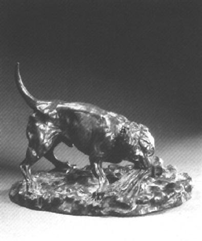 a bull terrier by rowland ward