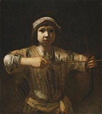 ismael by barent fabritius