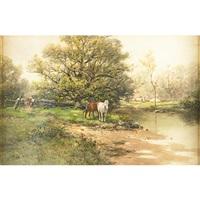 a farmyard by frank f. english