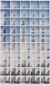 new york flat... n° 6 (in 50 parts) by maurizio galimberti